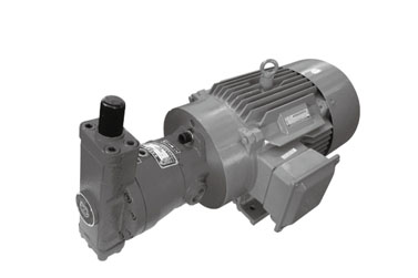 high pressure plunger pump with motor